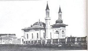 Главная мечеть Семипалатинска (1876 г.)