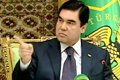 Туркменский Брюс Ли… Бердымухамедову вручили диплом обладателя десятого дана по карате
