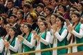 «...в борьбе за высокую нравственность в Эпоху могущества и счастья»… В столице Туркмении полиция проводит массовые облавы на женщин