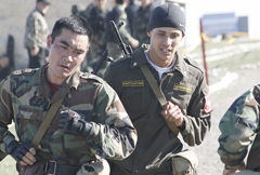 В киргизском Оше обезврежена террористическая группа (6 чел.), прошедшая подготовку в Сирии