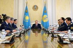 Украинский урок – всем наука?.. В Астане прошло заседание Совета Безопасности Казахстана под председательством Назарбаева