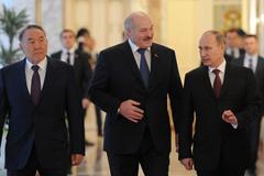 Александр Лукашенко - ЕАЭС должен формироваться на принципах полномасштабного союза… В Ново-Огарёво состоялось заседание Высшего евразийского экономического совета