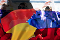 Граждане ФРГ выступают против экономических санкций в отношении РФ
