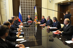 Путин о ситуации на Украине: кризис в стране возник не по вине России