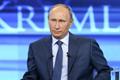 ВЦИОМ: рейтинг Путина достиг рекорда за последние пять лет - 75,7%
