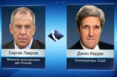 Лавров - Керри: Воссоединение Крыма с Россией пересмотру не подлежит