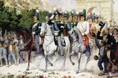 «Превосходный шахматный ход»... К 200-летию взятия Парижа