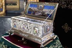 Казахстан посетит святыня Православия - Пояс Пресвятой Богородицы