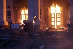 Фашистское наступление на Юго-Восток Украины: хроника событий - 3 мая