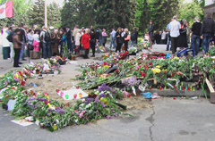 Odessa 5/02... Фильм отставного финского дипломата о трагических событиях на юге Украины пробивает дорогу к зрителям