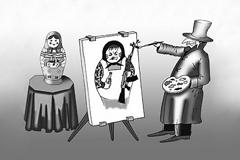 События на Украине подняли на Западе новую волну русофобии… Удивительного в этом ничего нет — о нас там думают исключительно стереотипами