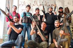 Война в Сирии: Выходцы из Центральной Азии и Казахстана сражаются между собой