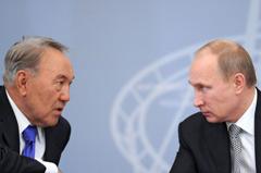 Что ждет Москва от Астаны по украинскому вопросу?