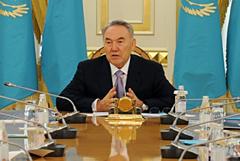 Чем больше угроз, тем крепче военное сотрудничество… Назарбаев на заседании Совета министров обороны стран СНГ: «Нам необходимо сохранить эти отношения и доверие друг другу»