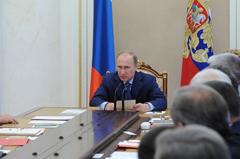 Владимир Путин: прямой военной угрозы России и ее территориальной целостности на сегодня нет