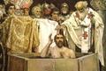 Князь Владимир и Крещение Руси: лезвие благодати Христовой