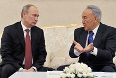 Казахстан с нами... Почему Назарбаева попытались выставить противником евразийской интеграции