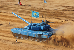 На ОДКБ надейся, а сам не плошай... Министр обороны РК заявил, что в Казахстане на всех стратегических направлениях созданы самодостаточные группировки