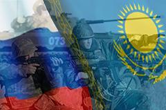 Сомкнув щиты... Владимир Путин одобрил договор о военно-техническом сотрудничестве с Казахстаном