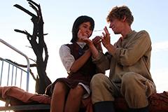 «Испытание» Александра Котта... В широкий прокат выходит немая российская картина про жизнь в казахстанской глубинке