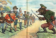 И дольше века длится мем... История антироссийских пропагандистских клише насчитывает несколько столетий