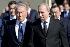 Путин и Назарбаев запустили «Евразию»... В Атырау прошёл XI Форум межрегионального сотрудничества России и Казахстана