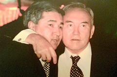 Новый министр обороны РК... Аждар Куртов: «Может ли Тасмагамбетов быть преемником? Я не исключаю этого варианта»
