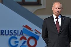 Высший геополитический уровень... На саммите «большой двадцатки» Запад впервые столкнется с противостоящей ему коалицией