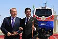 Казахстан вышел к Персидскому заливу... Страны региона объединила железная дорога