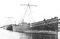Создание первого в мире нефтеналивного флота братьями Артемьевыми