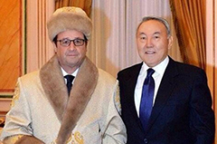Гениальный ход или обыкновенная риторика?.. Эксперты о посреднических усилиях Назарбаева между Россией и Западом