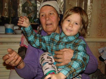 Союз православных граждан Казахстана: Пожалуйста, помогите людям! Поддержите бабушку и ее маленького внука!