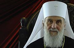 Святейший Патриарх Сербский Ириней обратился к русскому народу