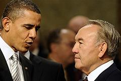 Казахстан расширяет сотрудничество с США и НАТО