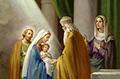 Встретились ли мы со Христом?.. Сретение — осуществление ожидаемого
