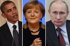 Почему Путин победит, а Обама и Меркель проиграют
