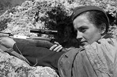 Война Людмилы Павличенко... Как студентка истфака убила 309 фашистов
