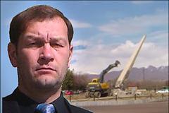 Узбекистан: После сноса памятника в Ангрене журналиста преследуют за «национализм»