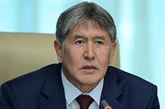 Время расставания с многовекторностью... Атамбаев: Россия наш главный стратегический партнёр
