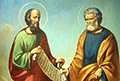 Первоверховные... Три урока от двух апостолов