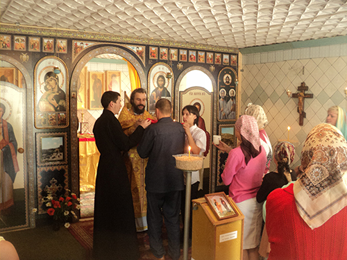 Ежедневная жизнь во Христе... Православная община в Куропаткино